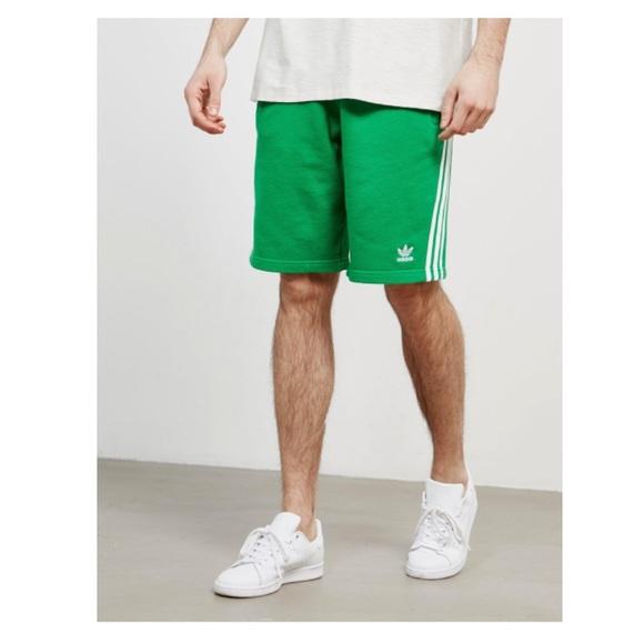 adidas shorts 3 stripe mens